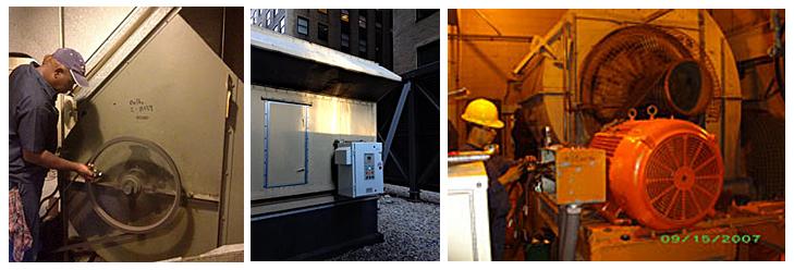 Supply Fan & Exhaust Fan Repair NY