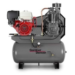 Gardner Denver Engine Driven Air Compressor