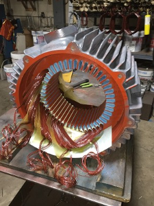 Electric Motor Rewind NY